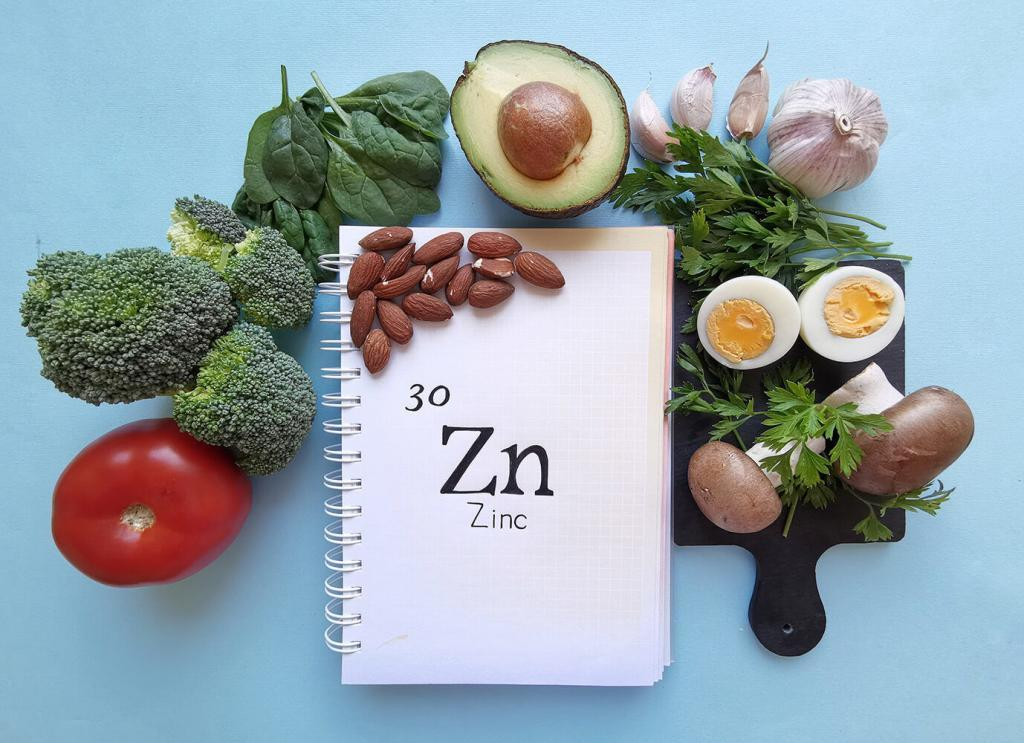 Zinc is a beneficial ingredient of Shilajit