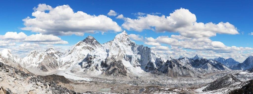 Altai mountains in Siberia where Shilajit is found